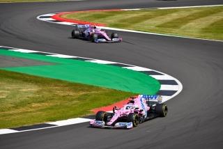 Las fotos del GP del 70º Aniversario F1 2020 Foto 53