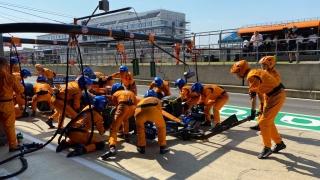Las fotos del GP del 70º Aniversario F1 2020 Foto 54