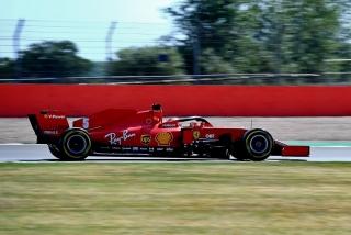 Las fotos del GP del 70º Aniversario F1 2020 Foto 55
