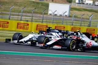 Las fotos del GP del 70º Aniversario F1 2020 Foto 56
