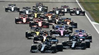 Las fotos del GP del 70º Aniversario F1 2020 Foto 57