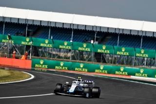 Las fotos del GP del 70º Aniversario F1 2020 Foto 58
