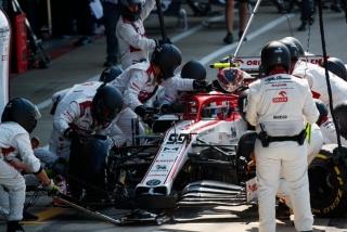 Las fotos del GP del 70º Aniversario F1 2020 Foto 61