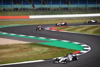 Las fotos del GP del 70º Aniversario F1 2020 Foto 62
