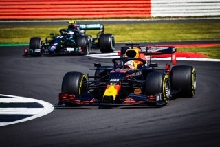Las fotos del GP del 70º Aniversario F1 2020 Foto 64