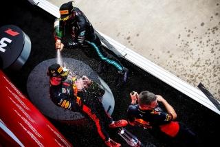 Las fotos del GP del 70º Aniversario F1 2020 Foto 66