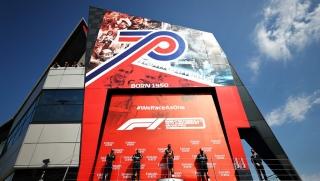 Las fotos del GP del 70º Aniversario F1 2020 Foto 68