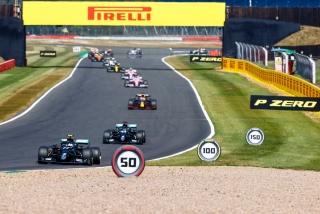 Las fotos del GP del 70º Aniversario F1 2020 Foto 72
