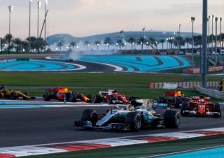 Fotos GP Abu Dhabi F1 2017 Foto 96