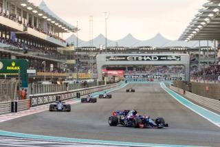 Fotos GP Abu Dhabi F1 2017 Foto 133