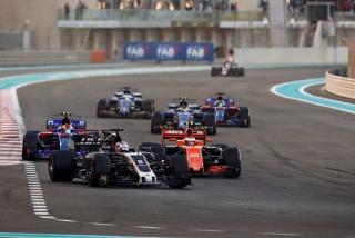 Fotos GP Abu Dhabi F1 2017 Foto 141