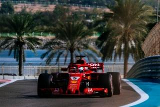 Fotos GP Abu Dhabi F1 2018 - Miniatura 36