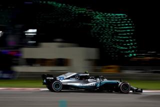 Fotos GP Abu Dhabi F1 2018 - Miniatura 45