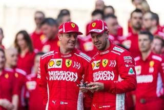 Fotos GP Abu Dhabi F1 2018 - Miniatura 77