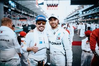 Fotos GP Abu Dhabi F1 2018 - Miniatura 82