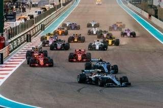 Fotos GP Abu Dhabi F1 2018 - Miniatura 91