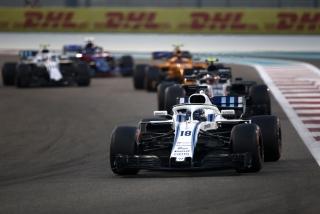 Fotos GP Abu Dhabi F1 2018 - Miniatura 92