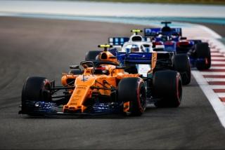 Fotos GP Abu Dhabi F1 2018 - Miniatura 93