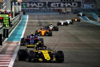 Fotos GP Abu Dhabi F1 2018 - Miniatura 96