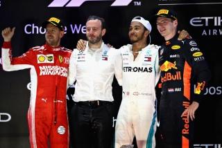 Fotos GP Abu Dhabi F1 2018 - Miniatura 114