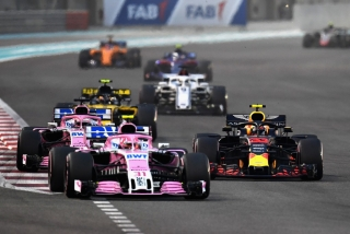 Fotos GP Abu Dhabi F1 2018 - Miniatura 123