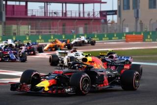 Fotos GP Abu Dhabi F1 2018 - Miniatura 124