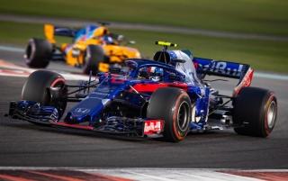 Fotos GP Abu Dhabi F1 2018 - Miniatura 128