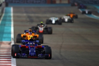 Fotos GP Abu Dhabi F1 2018 - Miniatura 129