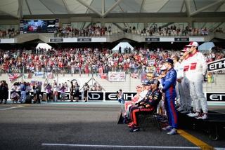Fotos GP Abu Dhabi F1 2018 - Miniatura 130