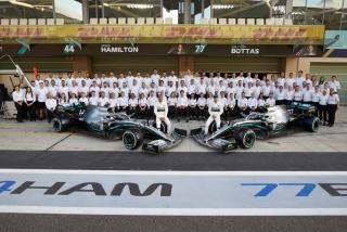 Fotos GP Abu Dhabi F1 2019 - Foto 2