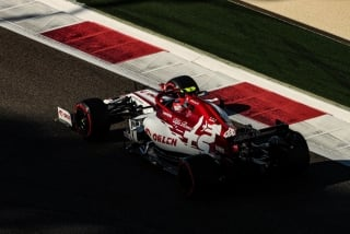 Foto 1 - Las fotos del Gp de Abu Dhabi F1 2020
