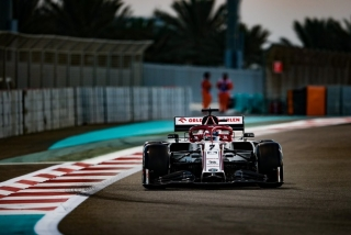 Foto 2 - Las fotos del Gp de Abu Dhabi F1 2020
