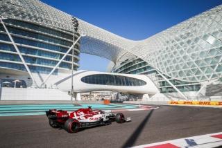 Las fotos del GP de Abu Dhabi F1 2020 - Miniatura 4