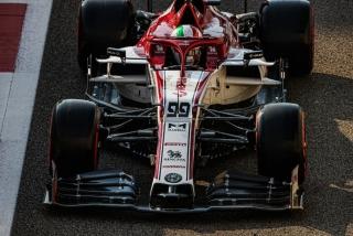 Las fotos del GP de Abu Dhabi F1 2020 - Miniatura 5