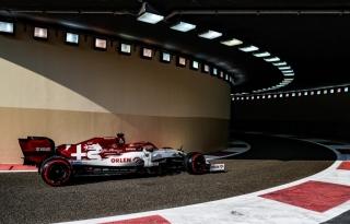 Las fotos del GP de Abu Dhabi F1 2020 - Miniatura 6