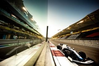 Las fotos del GP de Abu Dhabi F1 2020 - Miniatura 10