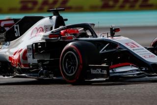 Las fotos del GP de Abu Dhabi F1 2020 - Miniatura 12