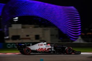 Las fotos del GP de Abu Dhabi F1 2020 - Miniatura 14