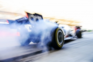 Las fotos del GP de Abu Dhabi F1 2020 - Miniatura 18