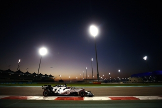 Las fotos del GP de Abu Dhabi F1 2020 - Miniatura 21