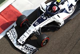 Las fotos del GP de Abu Dhabi F1 2020 - Miniatura 22