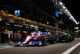 Las fotos del GP de Abu Dhabi F1 2020 - Miniatura 25
