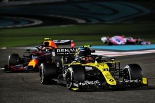 Las fotos del GP de Abu Dhabi F1 2020 - Miniatura 29