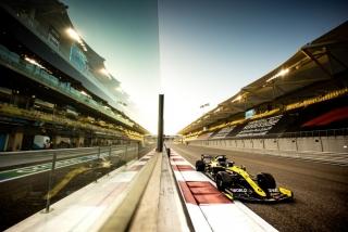Las fotos del GP de Abu Dhabi F1 2020 - Miniatura 32