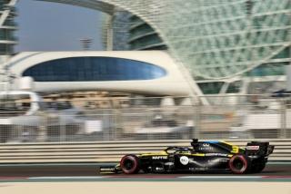 Las fotos del GP de Abu Dhabi F1 2020 - Miniatura 34