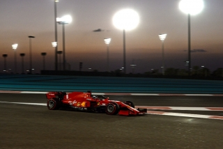 Las fotos del GP de Abu Dhabi F1 2020 - Miniatura 50