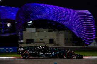 Las fotos del GP de Abu Dhabi F1 2020 - Miniatura 53