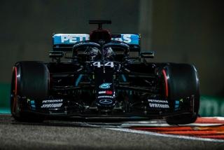 Las fotos del GP de Abu Dhabi F1 2020 - Miniatura 55