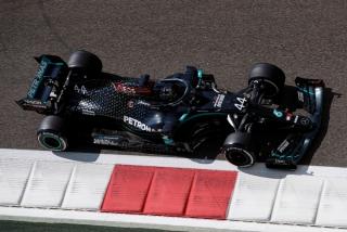 Las fotos del GP de Abu Dhabi F1 2020 - Miniatura 58