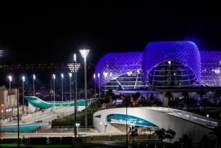 Las fotos del GP de Abu Dhabi F1 2020 - Miniatura 65